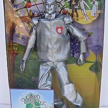 Barbie Ken The Wizard of Oz Tin Man Doll by Mattel NIB new in box