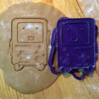 Adventure Time - BMO cookie cutter