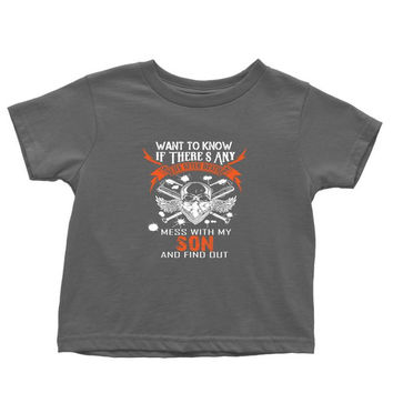 Life After Death Son And Find Out Tshirt Toddler T-shirt