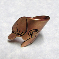 Manatee Nautical Ring