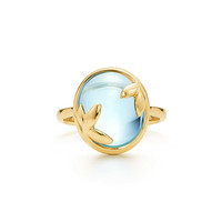 Tiffany & Co. - Paloma Picasso®:Olive Leaf Ring