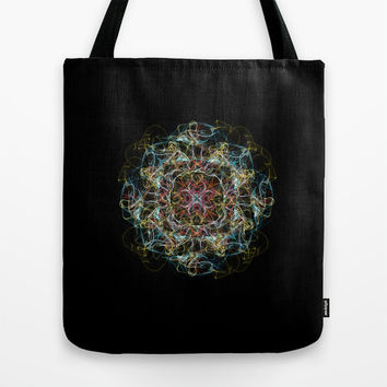 IF I Had A Country, this would be its flag.  Tote Bag by J.Lauren