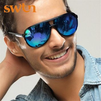 2016 New Men Colorful Classical Frog GOGGLE Sunglasses Man Masculino Outdoors Polarized Glasses Women Sun Glasses Oculos de sol