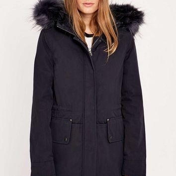 Parka London Ella Parker Jacket - Urban Outfitters