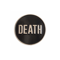 DEATH - Lapel Pin