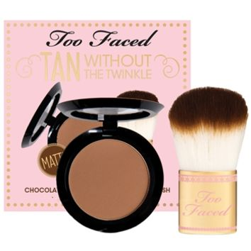Bronzer, Tan Without the Twinkle