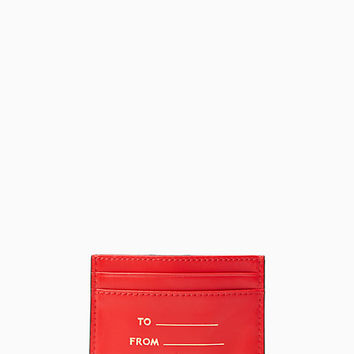 be mine just my type card holder