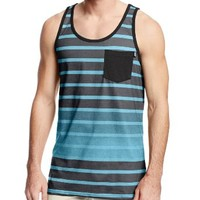 neff Men's Delineation Tank Top