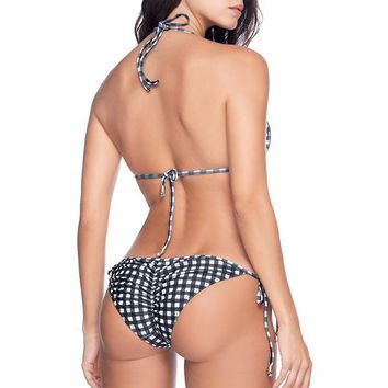 ESTIVO Dark Oasis String Bottom