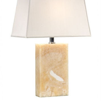 Headstone Table Lamp