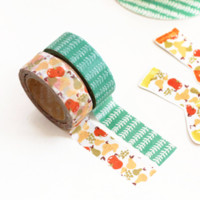 Pattern Masking Tape Set 10