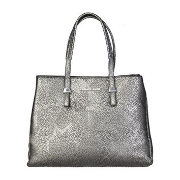Versace Jeans silver shoulder bag