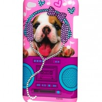 Bling Headphone Dog Tech Case 4 | Girls Tech Accessories Beauty, Room & Tech | Shop Justice