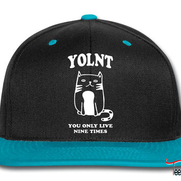 You Only Live Nine Times YOLNT Snapback