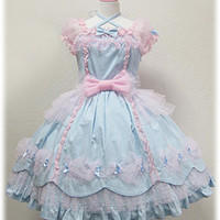 Lolibrary | Angelic Pretty - OP - Candy Fairy OP