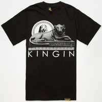 Last Kings Winning Mens T-Shirt Black  In Sizes