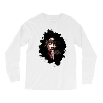 tupac shakur (2) Long Sleeve Shirts