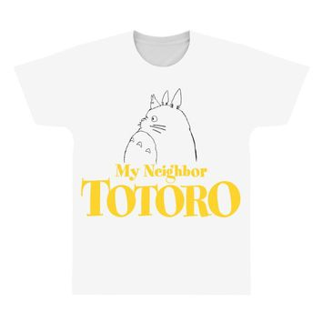 My Neighbor Totoro All Over Men's T-shirt