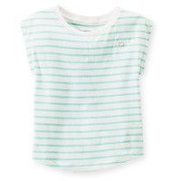 Carter's Striped Tee - Toddler