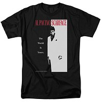 Scarface - Classic Short Sleeve Adult 18/1