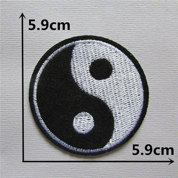 1pcs fashion new arrival hot melt adhesive embroidery Applique Iron On Patches clothing pants accessory patches