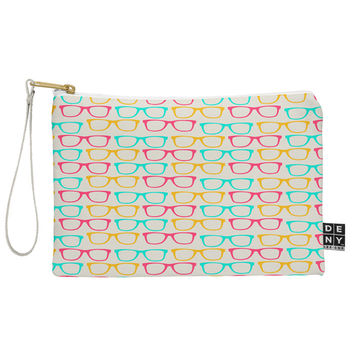 Allyson Johnson Neon Glasses Pouch