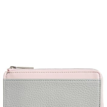 Ted Baker London Lotta Bow Leather Card Case | Nordstrom