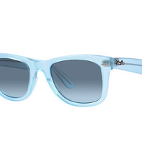 Look who's looking at this new Ray-Ban Original Wayfarer Ice Pops