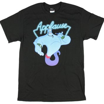 Disney Aladdin Applause Genie Mens T-Shirt - Fifth Sun