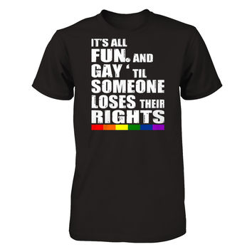 LGBT - Loses Their Rights