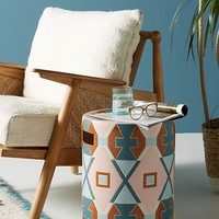 Atlas Ceramic Stool