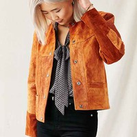 PeleCheCoco Annabelle Suede Jacket
