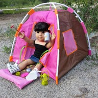 "Our Generation 18"" Doll Camping Set"