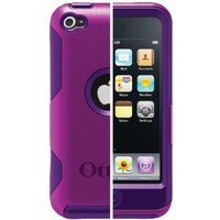 OtterBox Commuter Series Case for iPod touch 4G - Grey/White