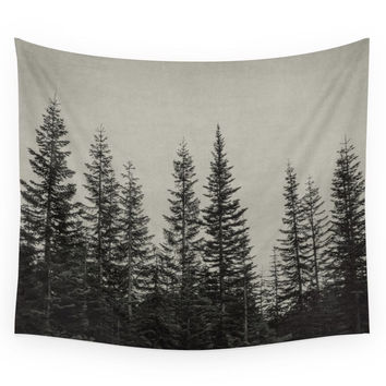 Society6 The Edge Of The Forest Wall Tapestry