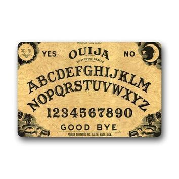 Ouija Board Indoor/Outdoor Doormat