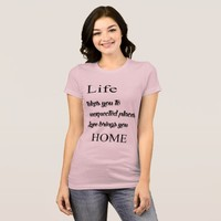 Love... brings you home T-Shirt