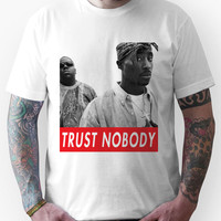 tupac and biggie Unisex T-Shirt