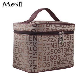 Cosmetic Cases Big Capacity Lunch Makeup Bag Handbag Necessities Storage Organizer Multifunction Travel Wash Bags Cosmetic Boxes