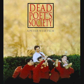 Dead Poets Society 27x40 Movie Poster (1989)