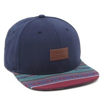 Vans All Over It Snapback Hat - Mens Backpack - Blue - One