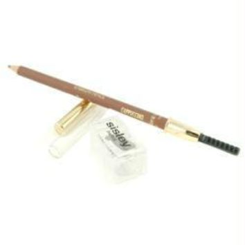 Sisley Phyto Sourcils Perfect Eyebrow Pencil ( With Brush & Sharpener ) - No. 04 Cappuccino --0.55g-0.019oz By Sisley