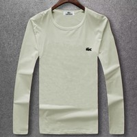 Lacoste Fashion Casual Top Sweater Pullover-3