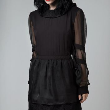 Sceptic Gossimer Dress