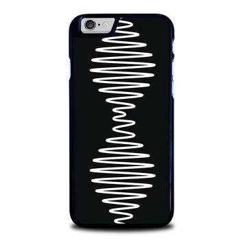 arctic monkeys icon iphone 6 6s case cover  number 1
