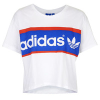 City London Tee by adidas Originals - White