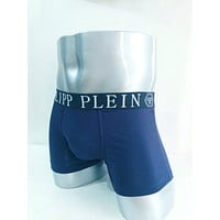 Philipp-Plein Men Fashion Comfortable Underpant Brief Panty