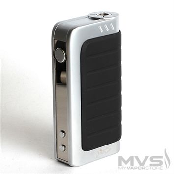 Black iPV4S 120W Box MOD by Pioneer4you Greenleaf