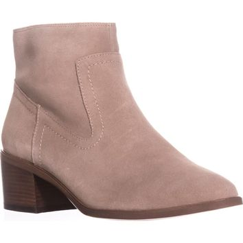 BCBGeneration Allegro Classic Ankle Boots, Smoke Taupe, 8.5 US / 38.5 EU