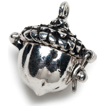 Prayer Box Metal Charm 1/PkgAntique Silver Acorn | Overstock.com Shopping - The Best Deals on Jewelry Findings